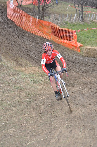Kaitlin Antonneau (Planet Bike) battled for podium spots every day - photo c NikkiCyp