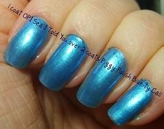 2009 December 001 (ballekarina) Tags: blue nailpolish opi piggypolish