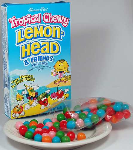 Ferrara Pan Tropical Chewy Lemonheads & Friends