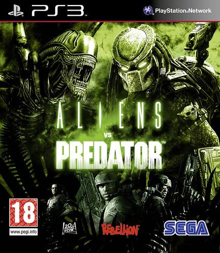 Alien vs. Predator - Packshot