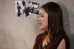 33 Christy คริสตี้ กิ้บสัน MV filming--เจ็บที่ไม่ได้เชิญ (Jep Tee Mai Dai Chuen)