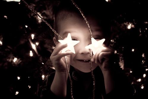 POTD 121109 - Christmas Alien