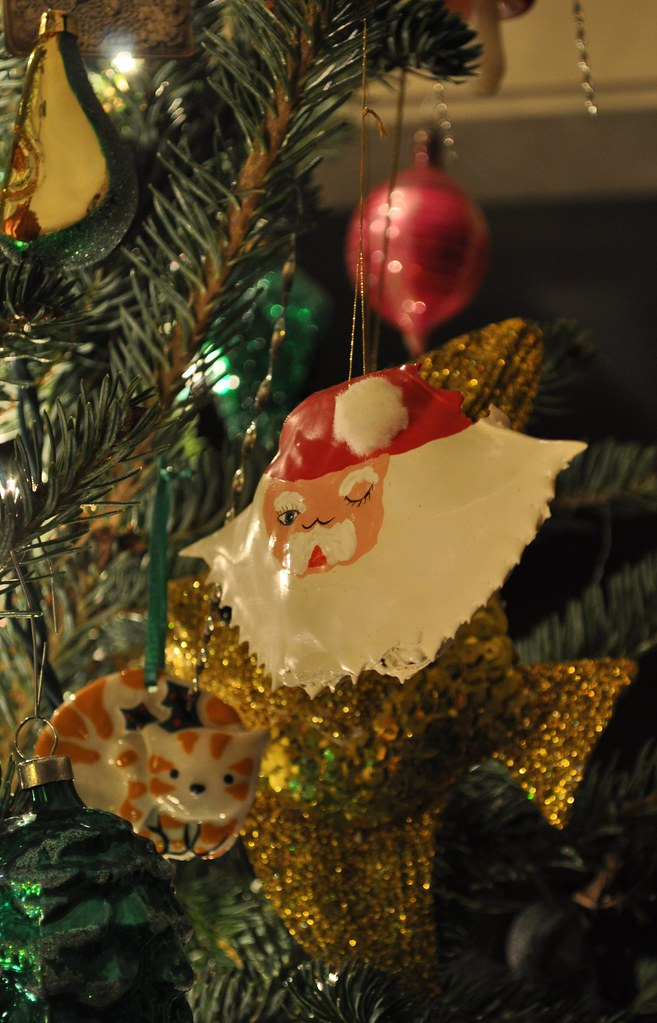 Ornament - Joe's Santa Crab