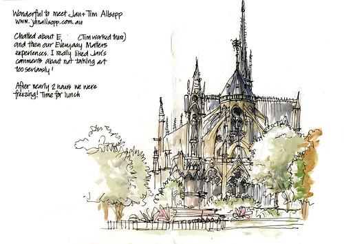 Paris05_02 Notre Dame Rear