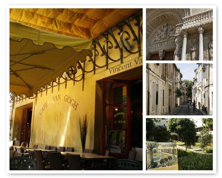 Vincent ad Arles