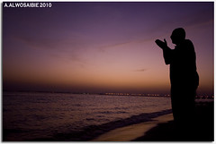 (A.Alwosaibie) Tags: beach silhouette photo nikon shot 2010 d60    sigma1020mm            aalwosaibie