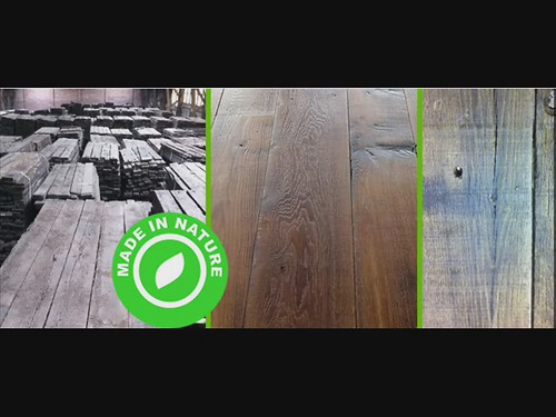 The Reclaimed Flooring Co