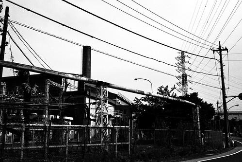 川崎臨港工業地帯 IV