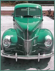 (Cliff Michaels) Tags: classic car photoshop automobile antique 4 iphone iphone4 pse9