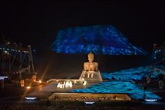 Aida at Masada        6.6.2011 (A   M) Tags: show travel light sea art festival dead israel opera desert  masada deadsea aida  judea  setdesign vardi     2011         compulite masadaisrael     lightingdesigneraviyonabuenobambi  aviyonabueno vectorredcompulite     2014 2014