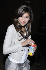 Zendaya Coleman's delicious Vita Coco! by Hollywood_PR, on Flickr