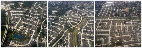 sprawl outside Houston (by: specialkrb/Karen, creative commons license)