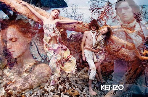 Marcel Castenmiller012_KENZO SS09 Ad Campaign