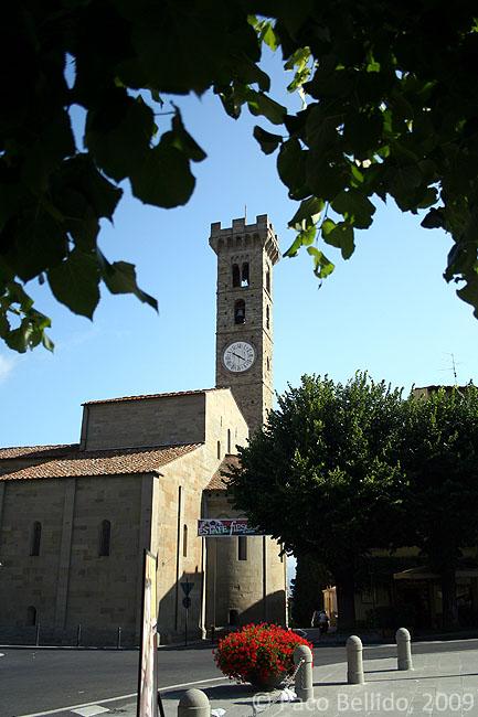 Piazza Mino da Fiesole. © Paco Bellido, 2009