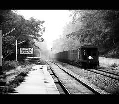 Beyond Donigal.... (Sridhar Venkat) Tags: blackandwhite bw nature trekking trek sri sridhar sakleshpur donigal d80 nikond80 nikkor18135mm d8018135mm sridharvenkat sriphotography westrenghats towardsforest justlovethenature