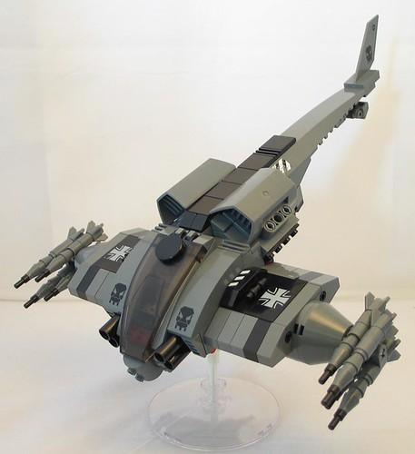 Hammerhead 001