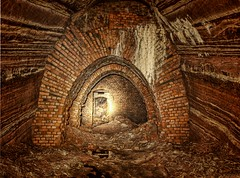 Deep inside the labyrinth (Batram) Tags: urban abandoned mine decay brewery cave exploration frontpage hdr trespassing urbex brauerei batram veburbexthuringia