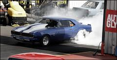 Camaro Burnout (Joe__M) Tags: uk classic truck northampton power smoke awesome sigma camaro american mopar burnout loud v8 dragracing santapod americanmuscle eos400d 120400mm euronaughts