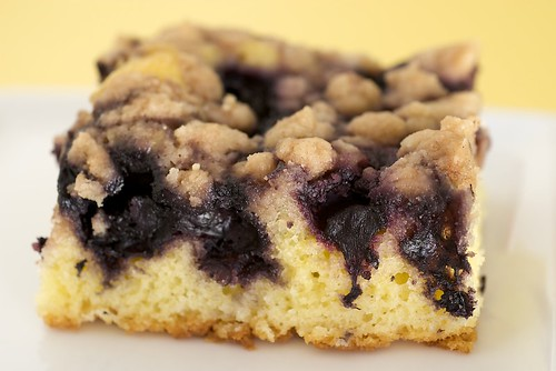 Blueberry Crumb Cake | Bake or Break