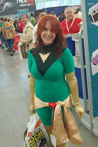 Comic Con 09: Phoenix