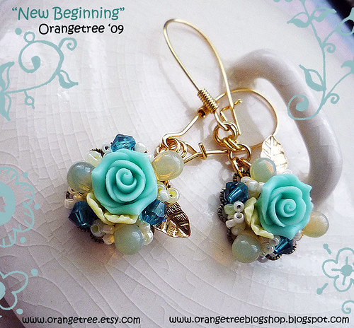 new beginning earrings