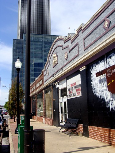 Second and Elgin, Downtown Tulsa, Blue Dome District