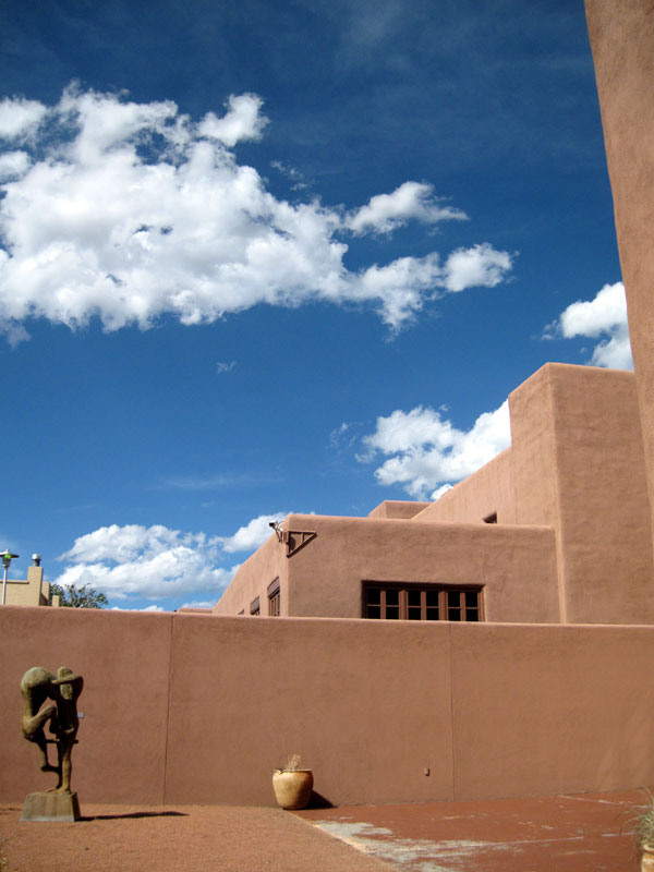 santa fe: modern art museum
