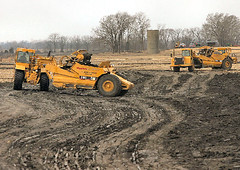 Earthmovers, April 2009