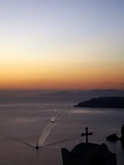 to kyma / kwnstantinos b (evangelia chatziargyriou) Tags: trip travel blue sea summer sun relax li photo hellas santorini greece greekisland evangelia