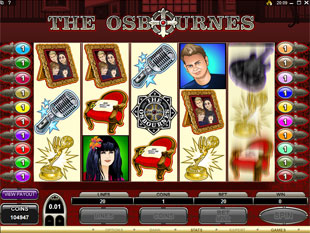 The Osbournes slot game online review
