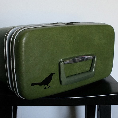 green train case