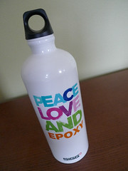 Sigg Bottle from CafePress