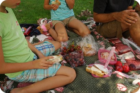 Picnic at the Arborteum
