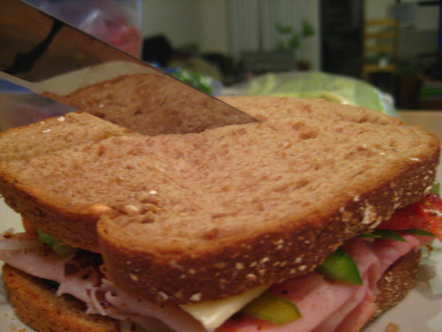 sandwich + photo by murdo.