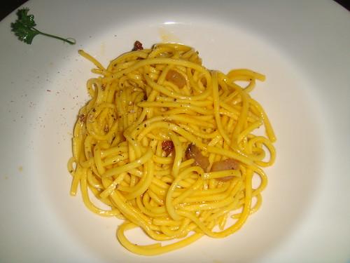 Spaguetti alla Carbonara l'originale