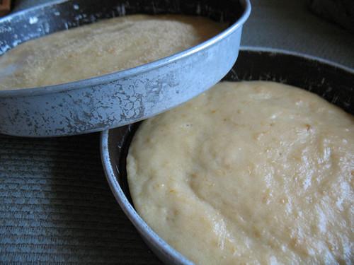 Pancake-cakes!