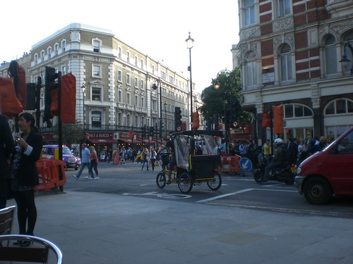 Covent Garden view