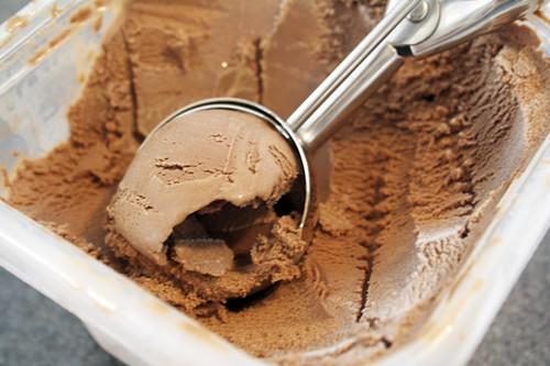 Chocolate Chile Mint Ice Cream