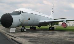 Boeing EC-135E ARIA  3q 9x6 (grobianischus) Tags: ohio museum us force c air e boeing 135 dayton aria ec135e