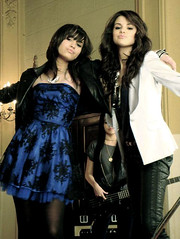 Demi Lovato and Selena Gomez One And The Same (lovatonjobro) Tags: one photo shoot same and demi selena gomez the lovato