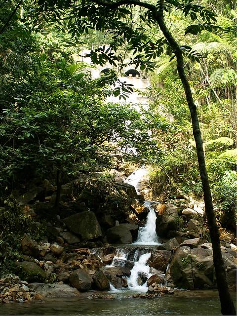 Kuala Lumpur Waterfall