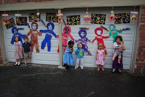 preschool show 2009