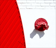 Partial Eclipse (Tailer Ransom) Tags: red summer urban brown white abstract pool lines wall architecture composition contrast canon hearts geotagged eos rebel saturated nikon colorful university flickr bare massachusetts bricks group competition rhodeisland 7d colourful 1855mm minimalism gypsy corrugation corrugated tailor sanfransisco ransom xsi minimum williamscollege pawtucket ruleofthirds canonrebels lockwood bitchesbrew tailer bareminimum 450d canoneosrebelxsi unusualviewsperspectives ministract winksplace minimalines maxiministract tailerransom tailorransom canoneoss replaced9dec09wa6x7crop