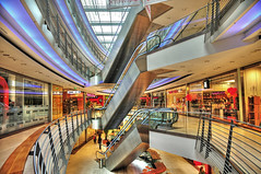Royal Shopping Mall (Habub3) Tags: city travel house holiday architecture buildings mall shopping germany deutschland photo nikon europa downtown stuttgart royal haus laden stadt shoppingmall shops architektur hdr vacance passagen reise geschfte d300 knigsbau einkaufszentrum einkaufszenter knigsbaupassagen flickr2009 habub3
