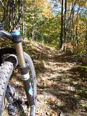 Mountain Biking Bromont