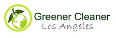 Greener Cleaner Los Angeles logo