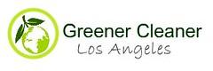 Greener Cleaner Los Angeles logo