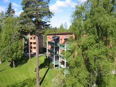 Foto fra Lysehagan Borettslag og nærområdet