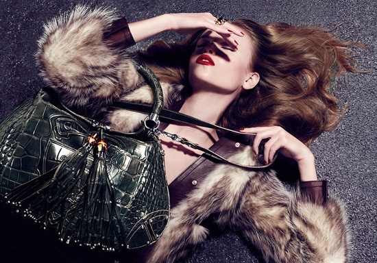 Gucci Indy bag fashion Winter 2007