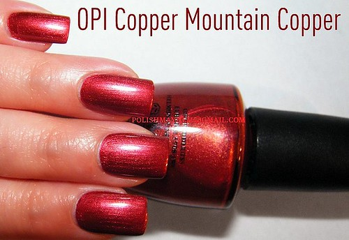 OPI Copper Mountain Copper